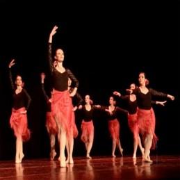 0º Ballet clásico Adultos