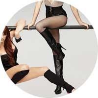 Clases de Heels Dance en Madrid Centro.