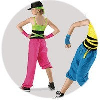 Hip Hop classes for teenagers and children in Madrid Centro.