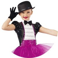Children's musical theater training