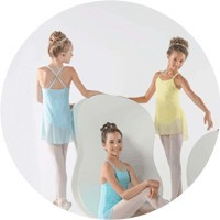 Classical Children's Ballet School for girls and boys in Madrid.