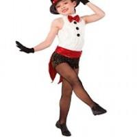 Scuola di jazz Broadway infantile per ragazze e ragazzi a Madrid.