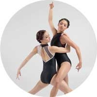 Lyrical Jazz classes for adults in Madrid Centro.