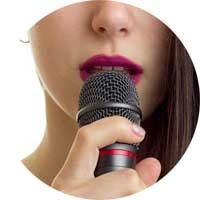 Singing classes for adults in Madrid Centro.
