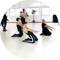 Lezioni di Jazz Broadway (danza teatrale) per adulti nel centro di Madrid.
