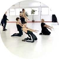 Jazz Broadway classes (Theatrical Dance) for adults in central Madrid.