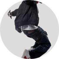 Hip hop classes for adults in Madrid Centro.