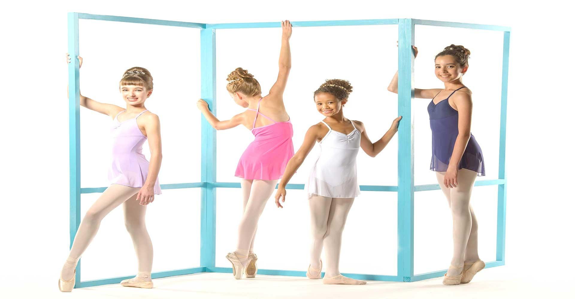 Escuela de danza niños y niñas madrid