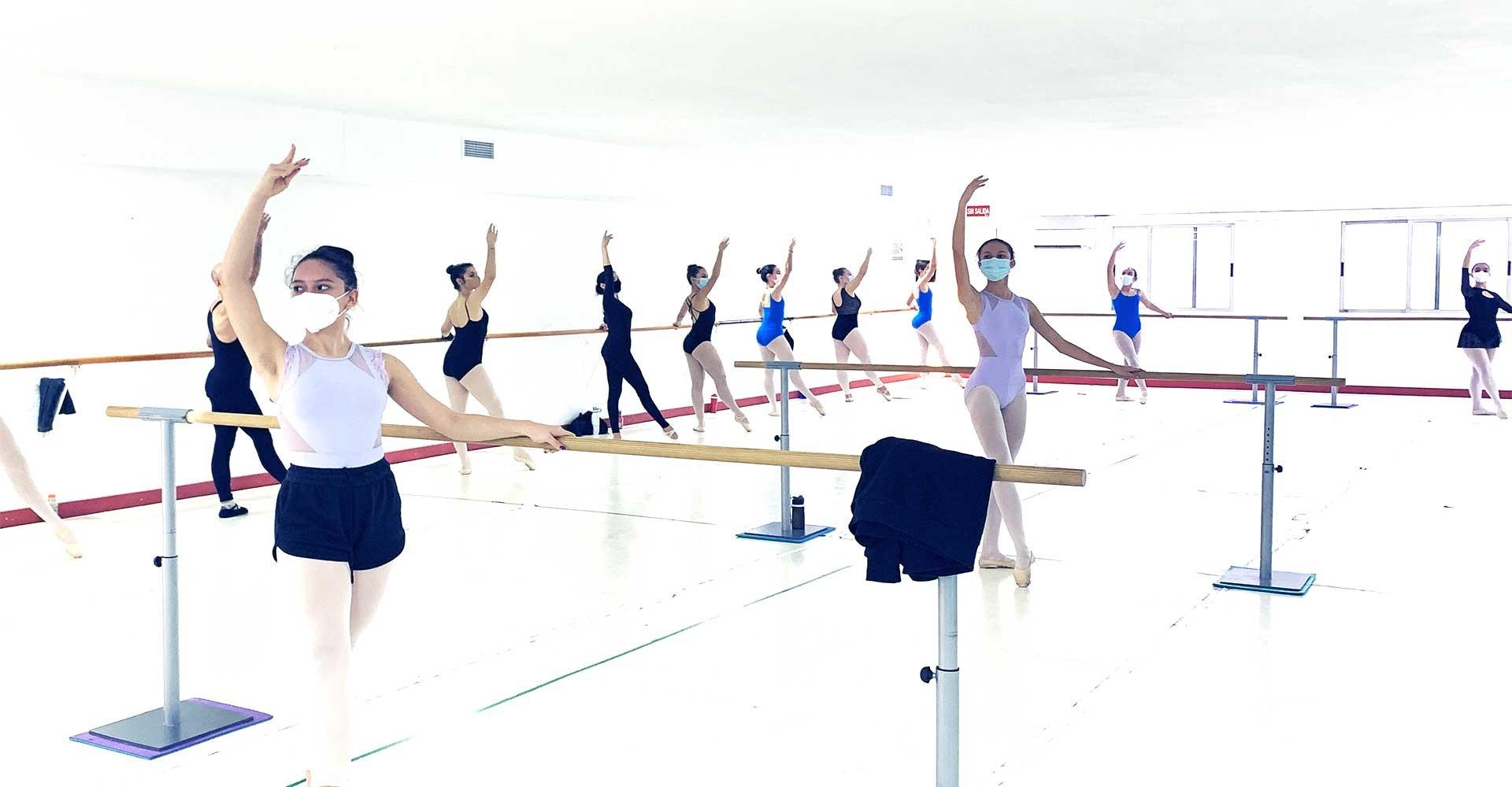 Escuela de de danza en Madrid centro