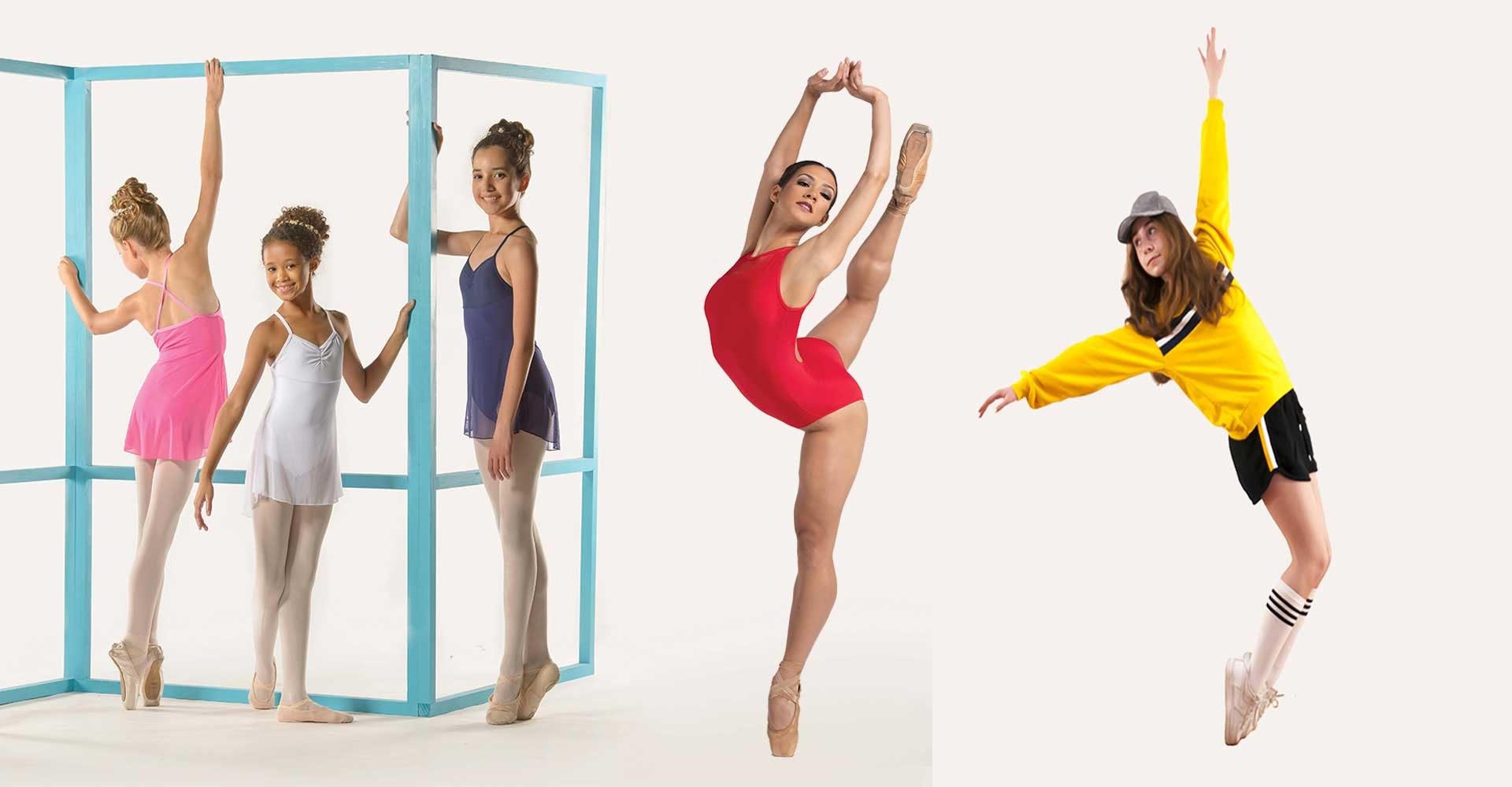 Dance and classical ballet classes at Madrid Factory ballet